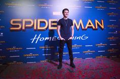"""""""Spider-Man: Far From Home"""" Trailer Gives First Look At Mysterio In Action"""
