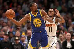 Golden State Warriors Set NBA Record With 51 Points In First Quarter