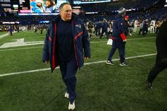 Bill Belichick Says Weather Won't Be An Issue Against Chiefs