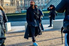 Jerry Lorenzo Sneakily Shows Off Nike Air Fear Of God Moccasin
