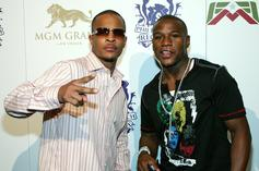 T.I. Responds To Claims His Beef With Floyd Mayweather Is Over Tiny, Not Gucci