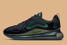 "Nike Air Max 720 ""Iridescent"" Details"