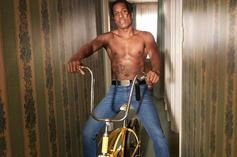 Calvin Klein Enlists A$AP Rocky For Spring 2019 Campaign