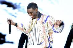 Soulja Boy Replaces Gucci Headband With One Of His Own Design