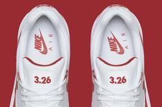 """Nike Announces """"Give Fresh Air"""" Campaign In Honor Of Air Max Day"""