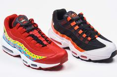 """Baltimore"" Nike Air Max 95 Pack Releasing Tomorrow: Official Images"