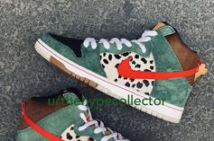 "Nike SB Dunk High ""Dog Walker"" Slated To Drop On 4/20"
