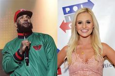 """The Game Rips Tomi Lahren: """"Racist Sl*t Who Sucked & Swallowed Her Way Into Job"""""""