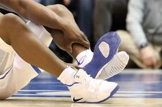 "Zion Williamson's Broken Nike PG 2.5 Reportedly Underwent An ""Autopsy"""