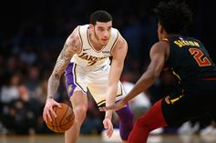 Lonzo Ball's Manager Dumps Big Baller Brand Shoes In The Trash
