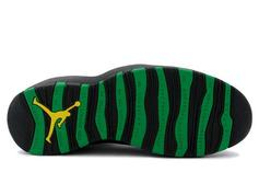 "Air Jordan 10 ""Seattle Supersonics"" Returning For First Time Since 1995"