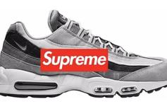 Supreme & Nike Rumored To Collab On Swarovski Air Max 95
