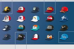 New Era Reveals 2019 NFL Draft Hats Inspired By City Flags: First Look
