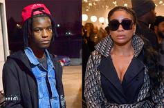 Ian Connor Shares Boo'd Up Photos With Tommie Lee While She's In Jail