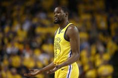 Kevin Durant Says He Hasn't Decided If He's Leaving The Warriors