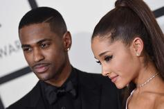 "Ariana Grande & Big Sean Are Just ""Friends"" Despite Recent Studio Session"