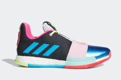 """James Harden & Adidas Unveil """"Different Breed"""" Colorway Of The Harden Vol. 3"""