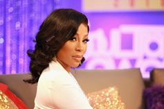 K. Michelle's Surrogate Is Pregnant With Twins