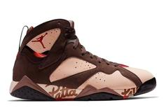 Patta x Air Jordan 7 Collabs Coming Soon: New Images