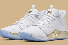 """Nike PG 3 NASA """"Apollo Missions"""" Drops This Weekend: Official Photos"""