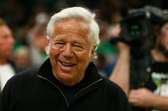 Robert Kraft's Spa Sex Tape Officially Thrown Out By The Judge