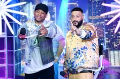 """DJ Khaled Talks About Working With Nipsey Hussle On """"Higher"""": """"He's A Prophet"""""""