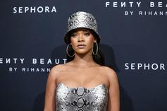 Rihanna Gives Fans A Sneak Peak Of Fenty Line With Promotional Video