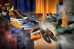 Vans x Harry Potter Sneaker Collection Release Date Announced