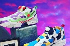Toy Story Inspired Reebok Instapump Fury Collab Coming Soon