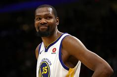 Warriors' Kevin Durant Plans To Play In Game 5 Tonight