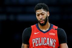 Anthony Davis Will Not Re-Sign With Celtics If Traded To Boston, Says Rich Paul