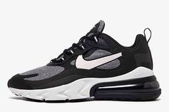 """Nike Air Max 270 React """"Black & White"""" Drops Next Month: Detailed Images"""
