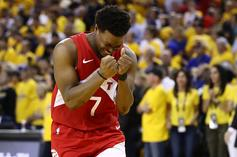 Kyle Lowry Returns To Instagram With That Championship Swag