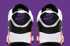 Nike Air Max 90 Drops In Raptors-Themed Colorway: Purchase Links