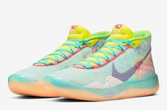"""Nike KD 12 """"EYBL"""" Release Date Officially Revealed: Detailed Images"""