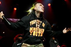 """Barclays Center Failed To Maintain """"Security Measures"""" During 6ix9ine Shooting"""