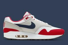 "Nike Explains Decision To Pull ""Fourth Of July"" Air Max 1"