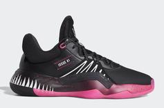 """Adidas D.O.N Issue #1 """"Symbiote Spider-Man"""" Release Date, Official Images"""