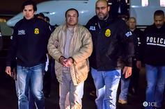 """El Chapo Complained About """"Torturous"""" Prison Conditions Prior To Sentencing"""