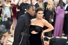 Travis Scott & Kylie Jenner Trashed For Seemingly Parking In Handicap Space