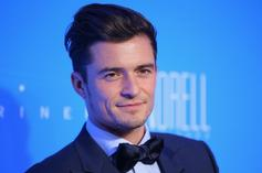 """Orlando Bloom Says He's Too Old To Play Legolas In Amazon's """"Lord Of The Rings"""""""