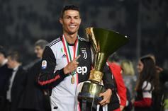 Cristiano Ronaldo Admits To Paying Rape Accuser $375K, Still Denies Allegations