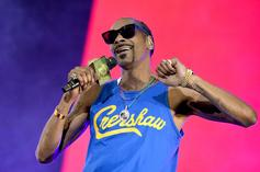 "Snoop Dogg's Story Unfolds In New ""I Wanna Thank Me"" Movie"
