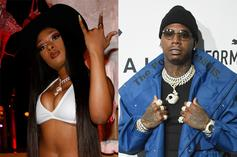 Megan Thee Stallion Gets Her Booty Out In Couple'd Up Photo With MoneyBagg Yo