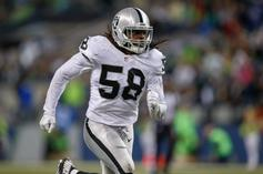 Former Raiders LB Neiron Ball Passes Away At 27: Report