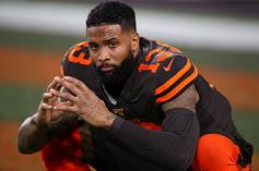 CJ McCollum Blasts Cleveland Browns Play Calling: 'Throw Odell The Ball'