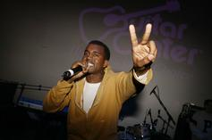 Kanye West Drops A Freestyle In Queens For This Week's Sunday Service