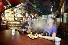 First Cannabis Cafe Opens Up In Los Angeles