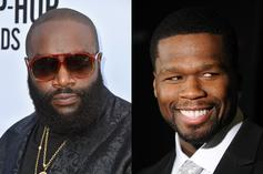 50 Cent & Rick Ross' Eternal War Continues In The Courtroom