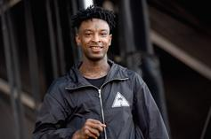 21 Savage Has A Foolproof Plan To Exterminate All Rats
